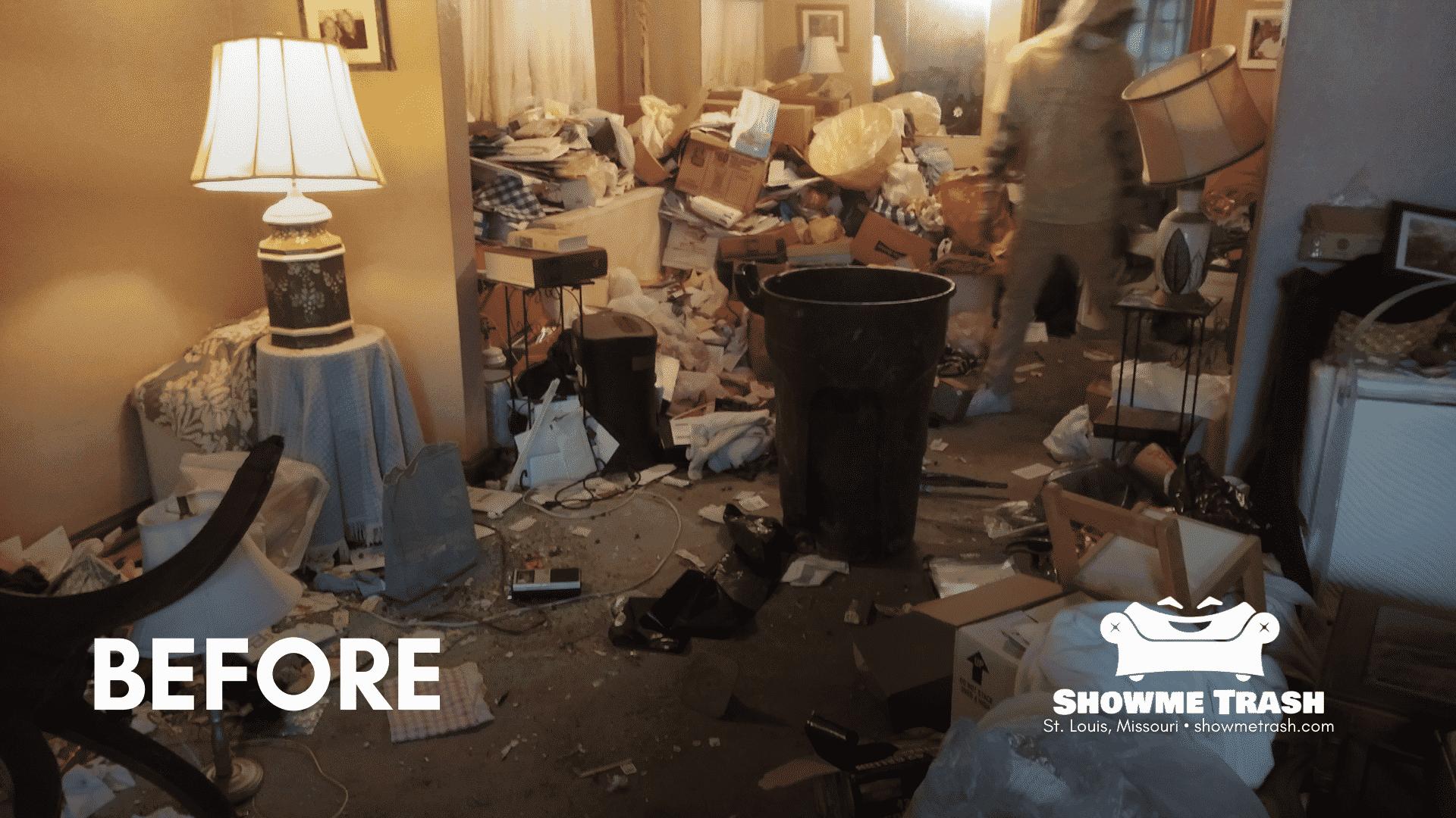 Showme Trash Junk Removal, St. Louis, Missouri