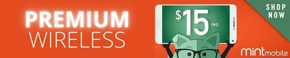 Mint Mobile Premium Wireless